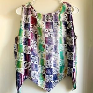Vintage Scarves Appeal By T. Jehnsen Inc. Top